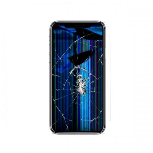 Wymiana szyby lub ekranu w iPhone X ? Naprawa w godzinę.